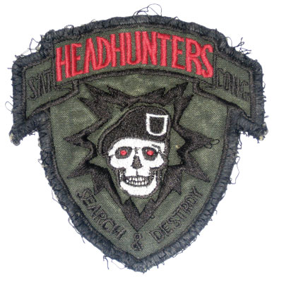 headhunters patch