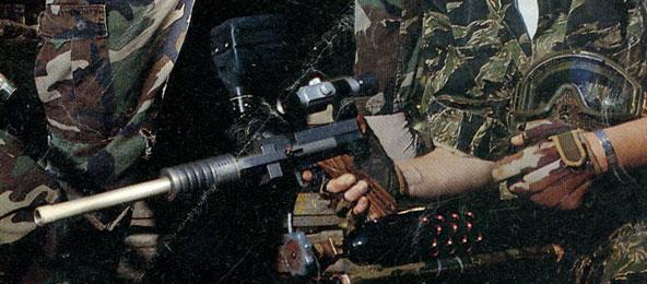 left side 1st gen annihilator