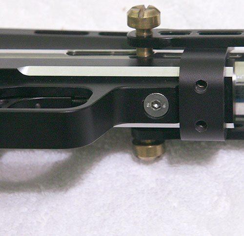 Circle Gun close up underside