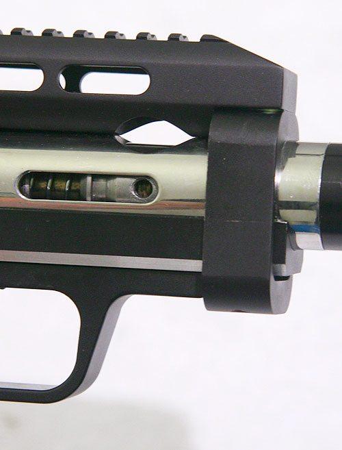 Circle Gun close up