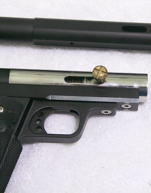 Circle Gun feed removed