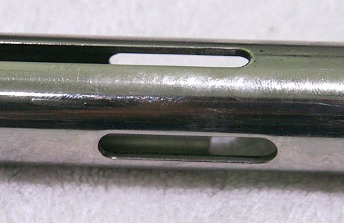 bottom side view circle snub