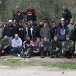 2011 spew poso creek