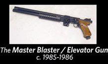 Master Blaster rebuilt.
