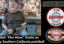 Bob Fowlie of BRM on Classic Southern California Paintball