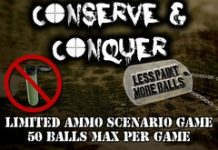 conserve-and-conquer at sc village