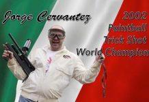 Jorge Cervantez Trick Shot Champion