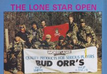 Ironmen at the Lone Star Open March 1991