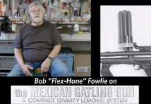 The Mexican Gatling Gun with Bob Fowlie
