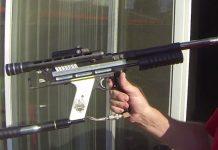 Paul's carter Sniper