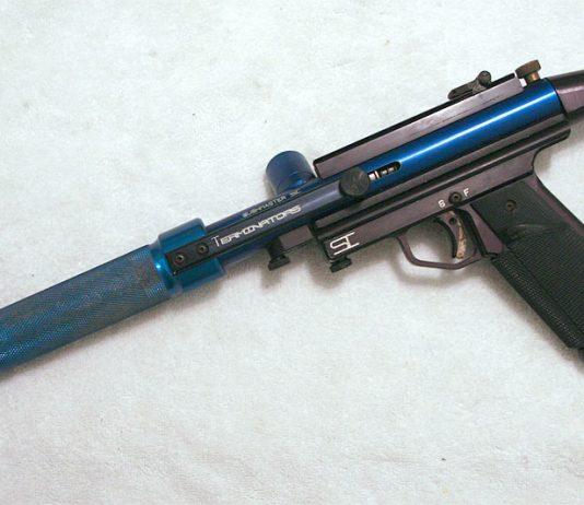 Florida Terminators engraved Bushmaster