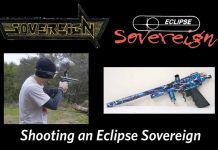 Shooting an Eclipse Sovereign