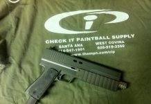 CIP Super Stock pistol and Check it shirt