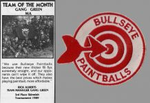 Bullseye Team of the Month, Gang Green