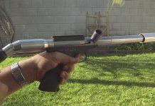 Scorpion autoloader shooting