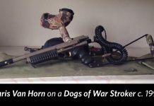 chris van horn on the dogs of war stroker