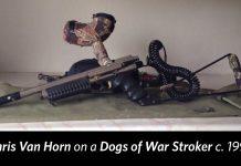chris van horn on the dogs of war stroker