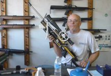 Tim McMurray and the Mac 1 US FT Air Rifle