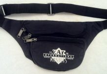 Zap Masters' fanny pack