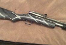 1st generation Annihilator Rifle