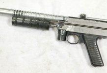 Sniper 1 left side