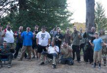 Saturday group photo