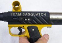 Team Sasquatch Micromag