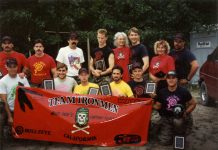 1992 Ironmen Team photo