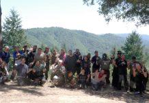 Bacci Mountain 2013 group photo.