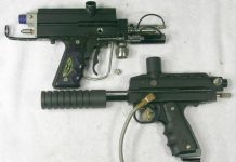 Brad Nestle SHO or Reverse Autococker and a Sniper 3