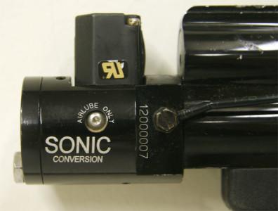 Solenoid valve on ACI Grffin.