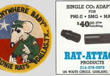 Texas Boonie Rats and the Rat Attack 12 gram changer.