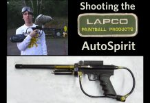 Shooting the Lapco Autospirit.