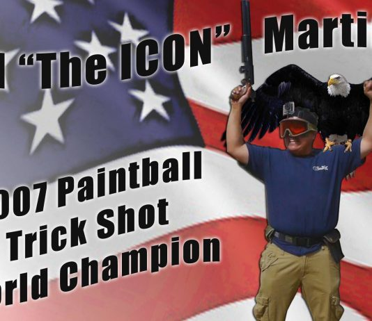 "Ted ""the Icon"" Martinez, Trick Shot World Champion, in his premiere Trick Shot Video, the Greatest Game!"