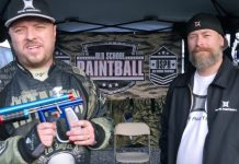 Robert Lane and Jeff Randall talk about Niche Paintball's Vector Pump Paintball marker.