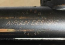 PMI Piranha Long Barrel with AGD Turbo Valve Engraving.