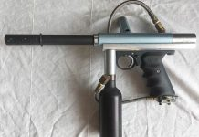 A really nice looking Automag with serial 17724.