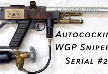 Autococking Sniper 1 Serial number 2.