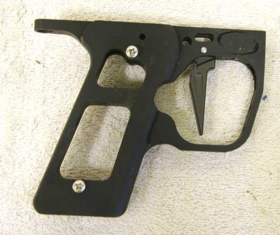 Automag Medusa frame without magnets. Likely named the Medusa Lite version.