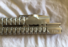 FMB Tubed Gothic Body from Chris at TNC Products.