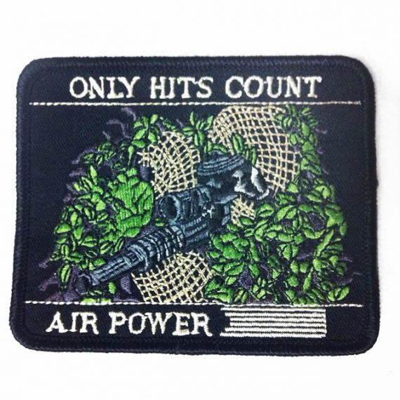 Air Power patch - Only Hits Count.