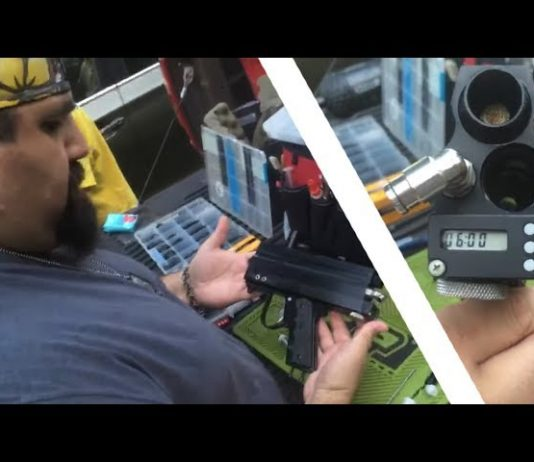 Watch Tim work on the Cuber 9000.
